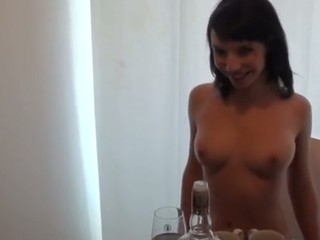 Real college sex is wild and reckless, u can watch that in this student party sex movie with gorgeous youthful drunk..