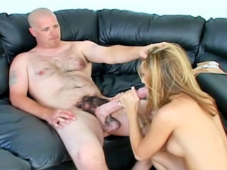 Playgirl gets her lalin girl pussy and face hole drilled by monster cock