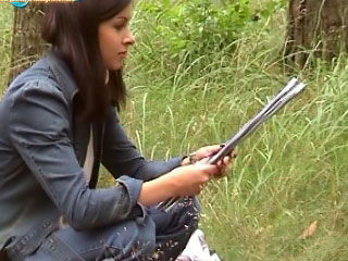 Babe sucks and gets drilled outdoors in these spicy public vids