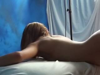 Fascinating blonde babe giving a oral-job and getting fur pie screwed